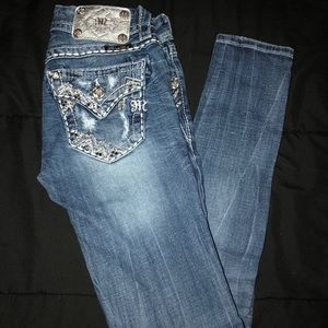 MissMe jeans size 24